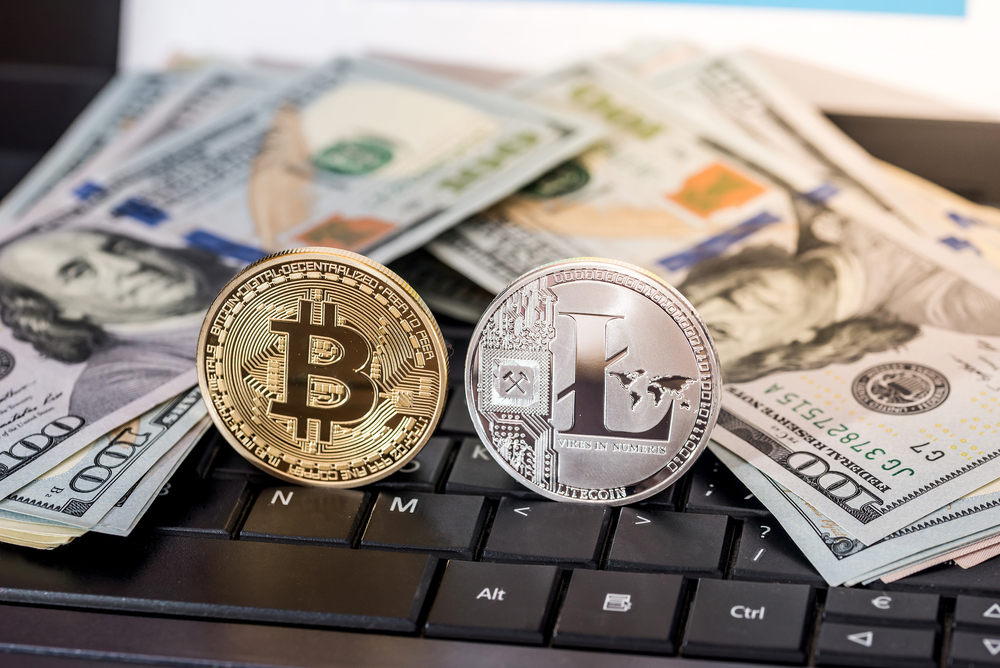 cryptocurrency, litecoin, dogecoin